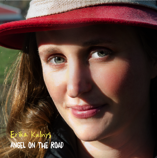 Angel on the Road CD Cover